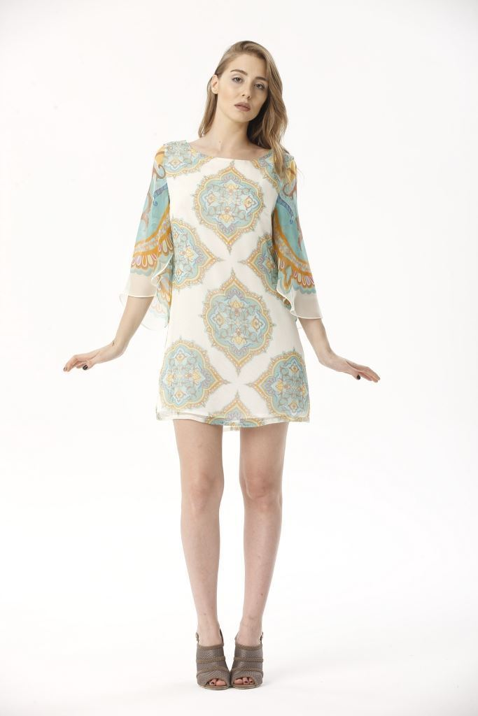 Picture of 17SFSG105 MINI DRESS