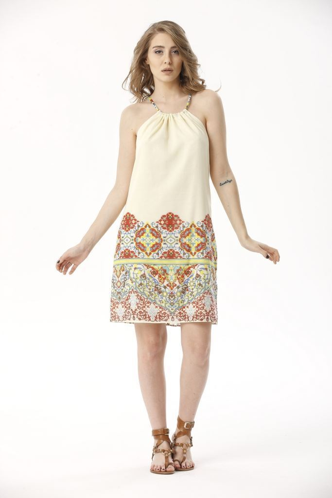 Picture of 17SFCV1003 DRESS