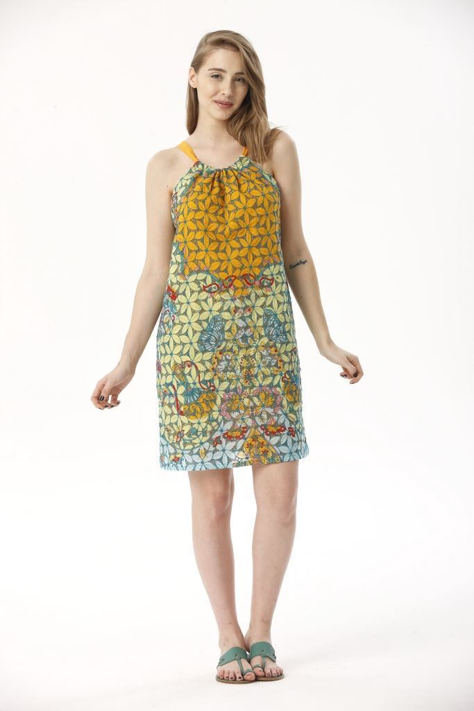 Picture of 17SFCB044 DRESS