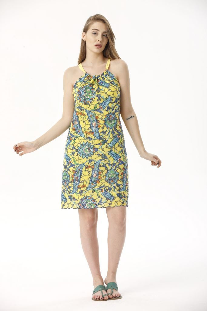 Picture of 17SFCB1003 DRESS